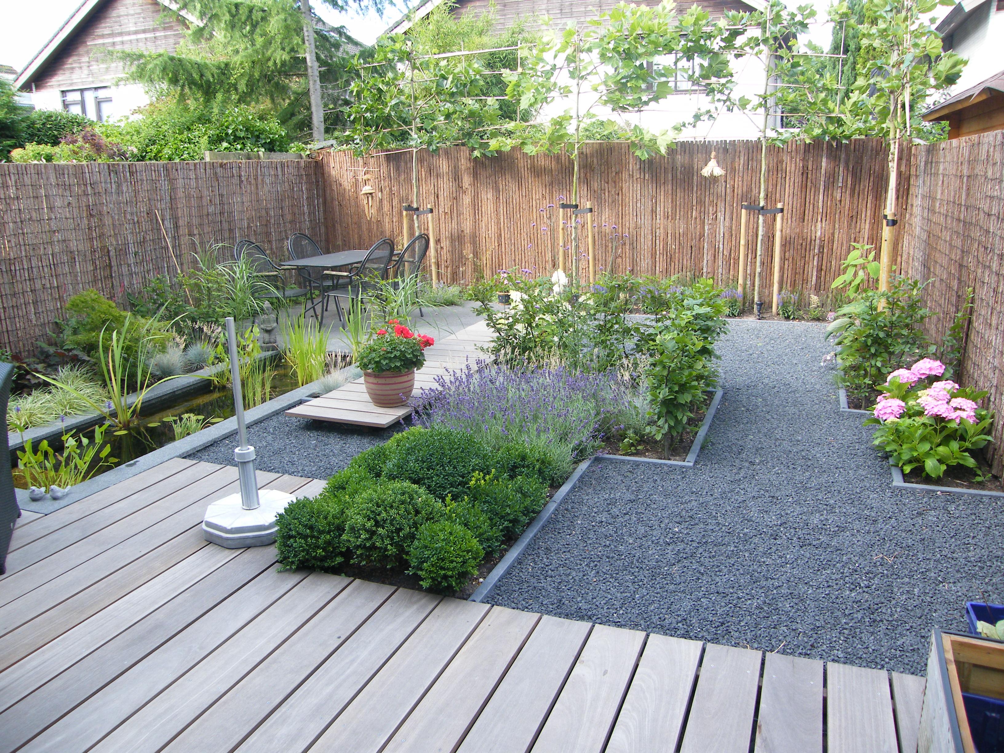 Projecten b g hoveniersb g hoveniers for Ideeen voor tuin